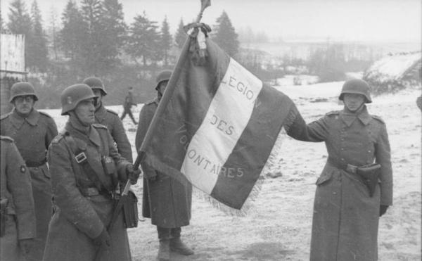 Война: Французы, которые воевали против СССР