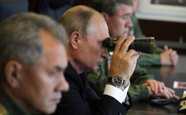 Политика: Русские не напали на Прибалтику, в этом виновата Россия