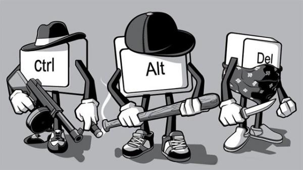 Технологии: Билл Гейтс извинился за комбинацию Ctrl-Alt-Del