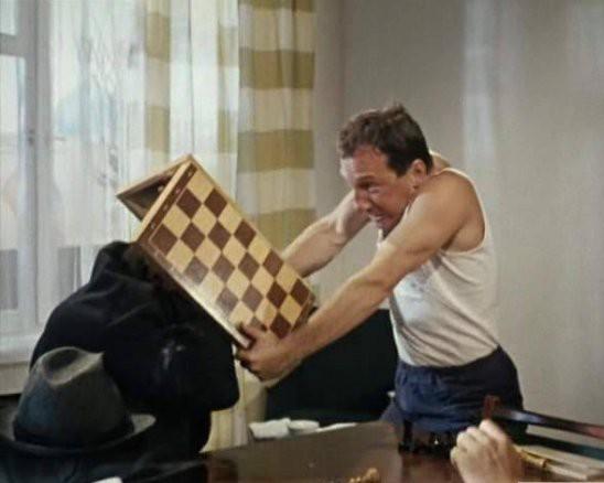 Новости: В школах предлагают ввести уроки шахмат