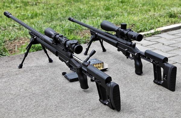 Интересное: Спецслужбы приняли на вооружение винтовки Точность