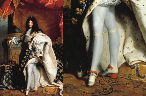 Интересное: История появления каблука
