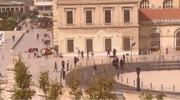 Терроризм: В Марселе неизвестный с криком «Аллах акбар» напал на прохожих