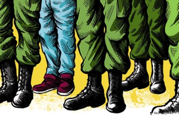 Общество: Не хочу в армию! Вопросы, которые волнуют желающих откосить