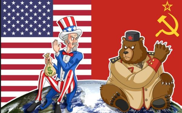 Политика: Холодная война