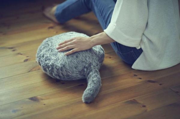 Технологии: Робот, заменяющий кошку