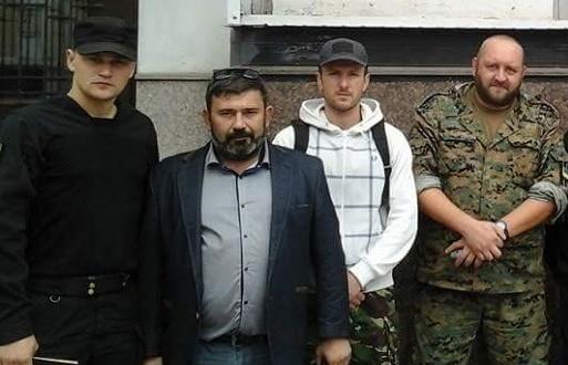 Терроризм: Под Ростовом задержали правосека. Понаехали твари.