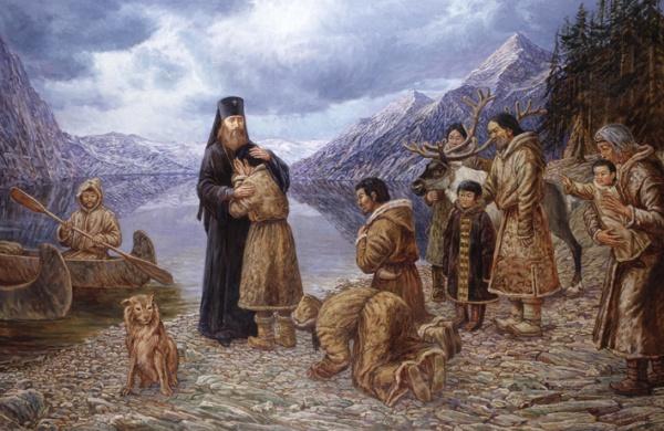 История продажи Аляски