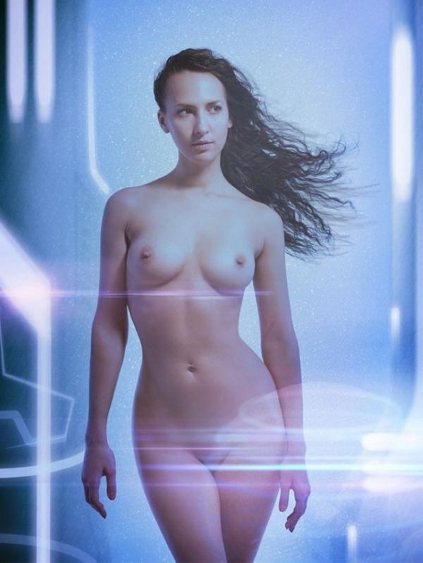 +18: Красивая эротика от Андрея Гнездилова