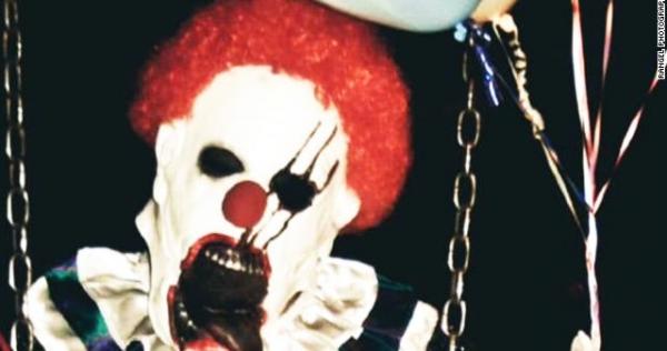 Криминал: Настоящие страшные клоуны