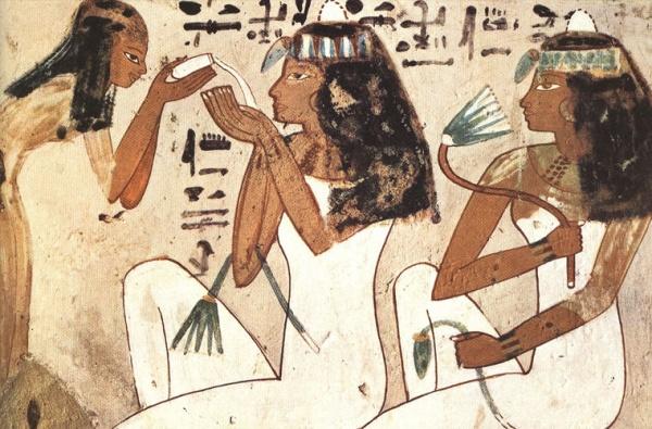 Интересное: История парфюмерии