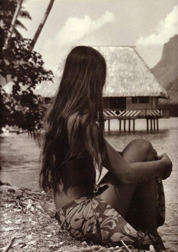 +18: А вы были на Таити?