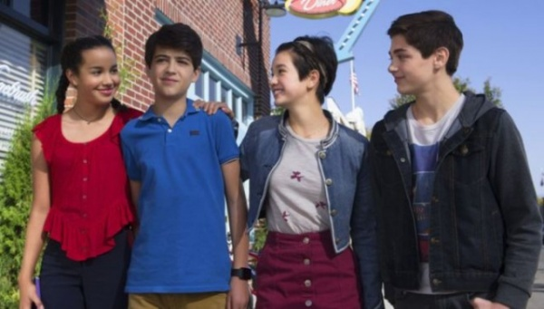 Безумный мир: В сериале детского канала Disney впервые появится гей-персонаж