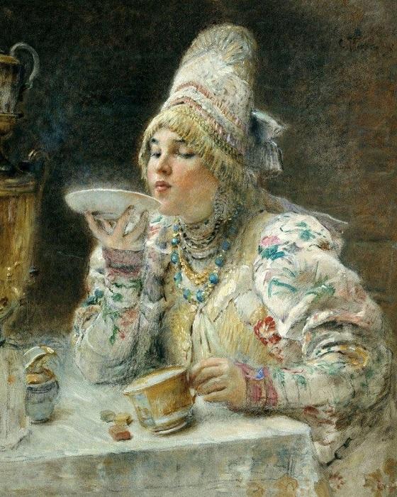 Интересное: Чайные истории