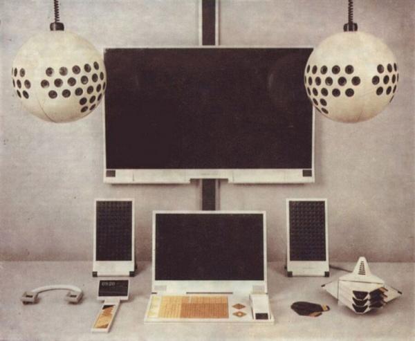 Технологии: Советский *умный дом*