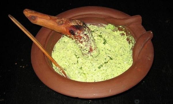 кухня: Интересные древние блюда