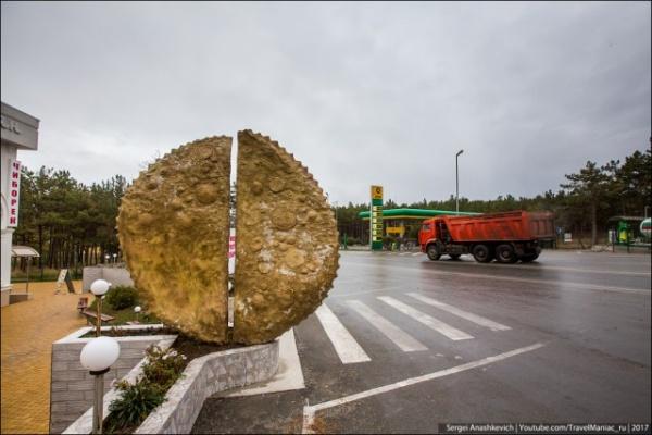 Интересное: Крымский кормилец
