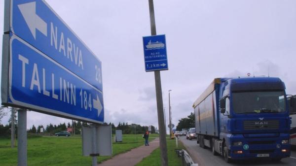 Экономика: Докатались. Россия вводит дорожный сбор для эстонских перевозчиков