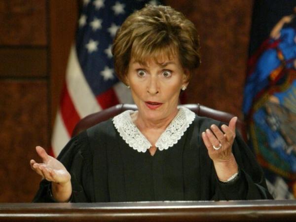 Право и закон: Безумные судебные иски