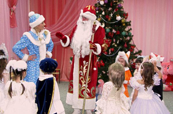 Новости: В некоторых городах запретили Деда Мороза?