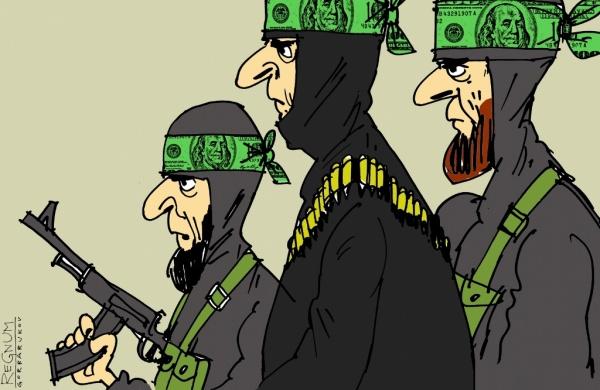 Терроризм: Пентагон присвоил себе заслуги за освобождение Сирии