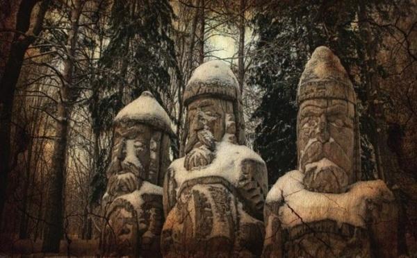 Интересное: Древние народности России