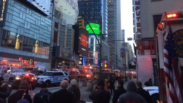Терроризм: Теракт в Нью-Йорке