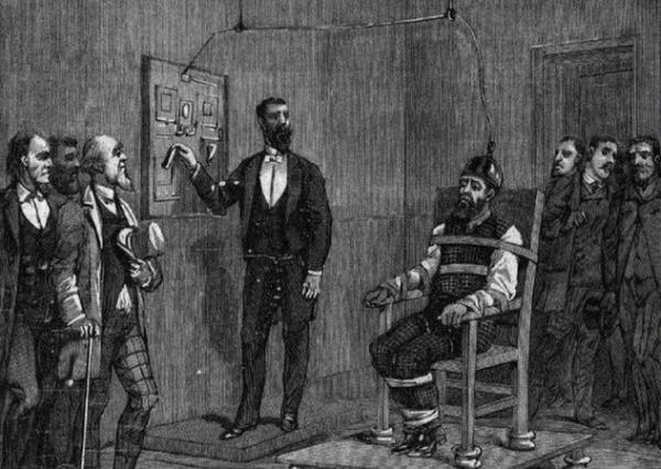 Интересное: Истории о людях, которые первыми «испытали на себе» популярные методы смертной казни