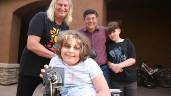 Безумный мир: Папа, мама, я - трансгендеров семья