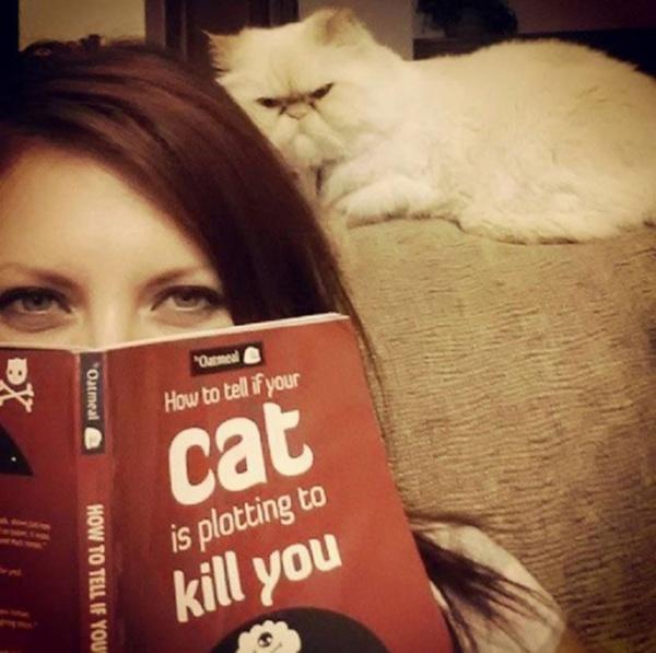 Животные: Они планируют убийство