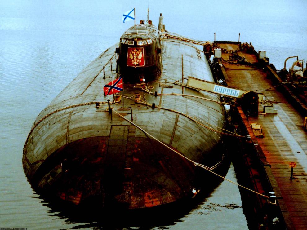 ведёт фото подводной лодки курск после подъема статье