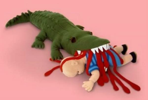 Безумный мир: Детские игрушки