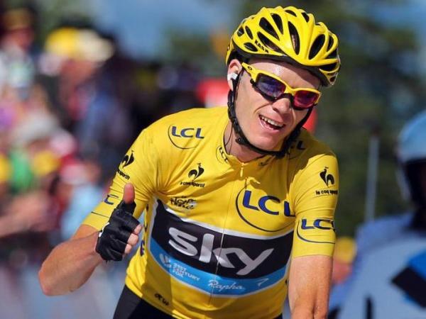 Обвинённого в допинге британского велогонщика Фрума включили в список претендентов на звание «Спортсмен года»