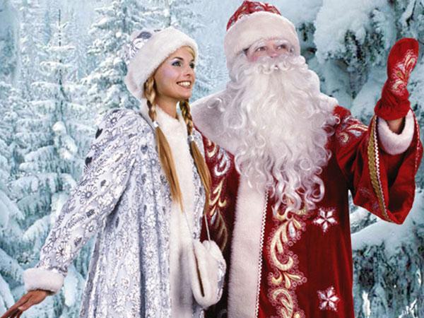 Интересное: Дед Мороз