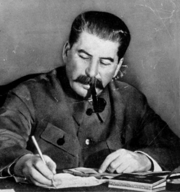 История: Что курил товарищ Сталин?