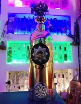 Криминал: В Дании украдена бутылка водки стоимостью миллион евро