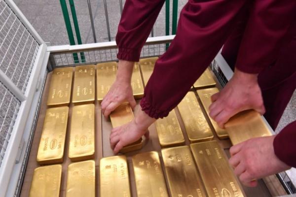 Финансы: Золотой запас России
