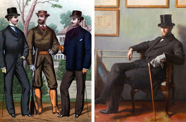 История: Как появились брюки