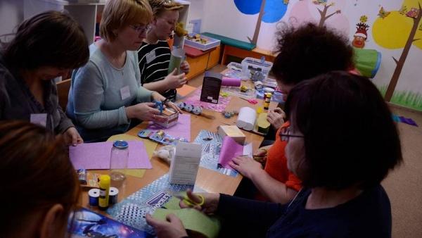 Интересное: В Саратове открылся детский сад для взрослых