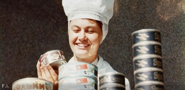 История: Клад в  консервной банке - хитрый советский маркетинг