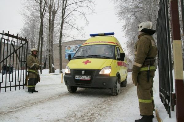 Криминал: Девять пострадавших — дети и учитель. ЧП в пермской школе, где люди в масках напали на детей