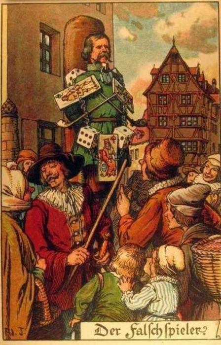 Интересное: История игральных карт