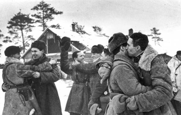 История: Прорыв блокады Ленинграда: 75 лет назад