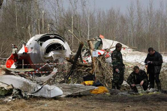 Безумный мир: Генерал СБУ: Ту-154 Качиньского сбили путинские боевые маги