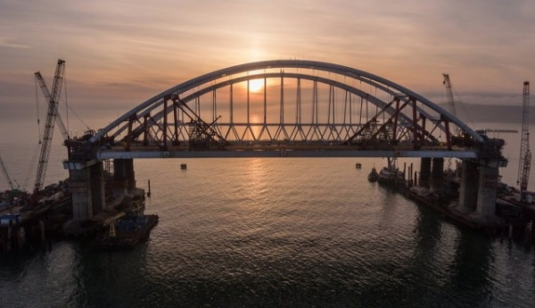 Интересное: Крымский мост выдержит девятибалльное землетрясение