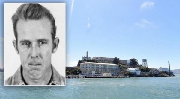 Криминал: Сбежавший  в 1962-м году из Алькатраса заключенный дал о себе знать