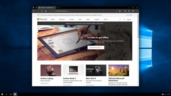 Технологии: «Polaris» —Windows нового поколения