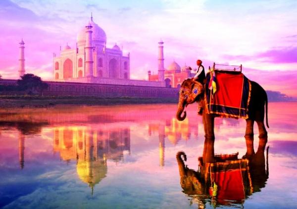 Разное: Красота Индии