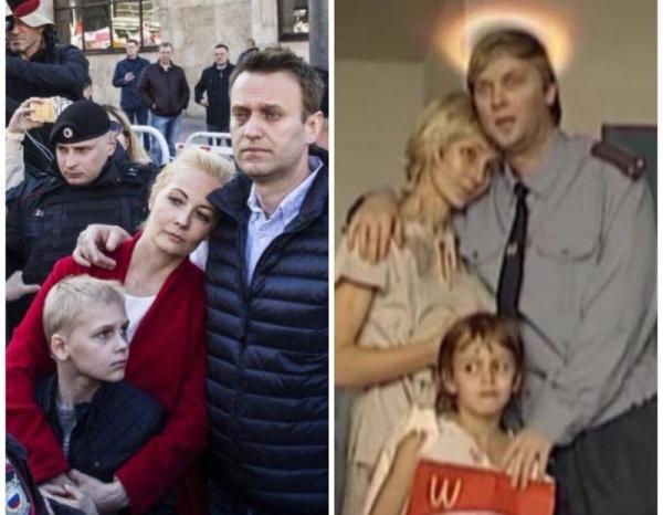 Политика: Западные СМИ негодуют из-за очередного пр*ёба Навального:-) Оказывается, Путин виноват:-)