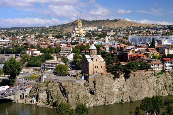 Разное: Достопримечательности грузинской столицы